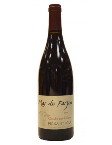 Mas de Farjou | Cuvée Les Lembrusques - Pic Saint Loup - rouge - 750ml