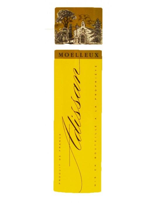 Clairette d'Adissan | Le moelleux - Clairette du languedoc AOC - blanc - 750ml