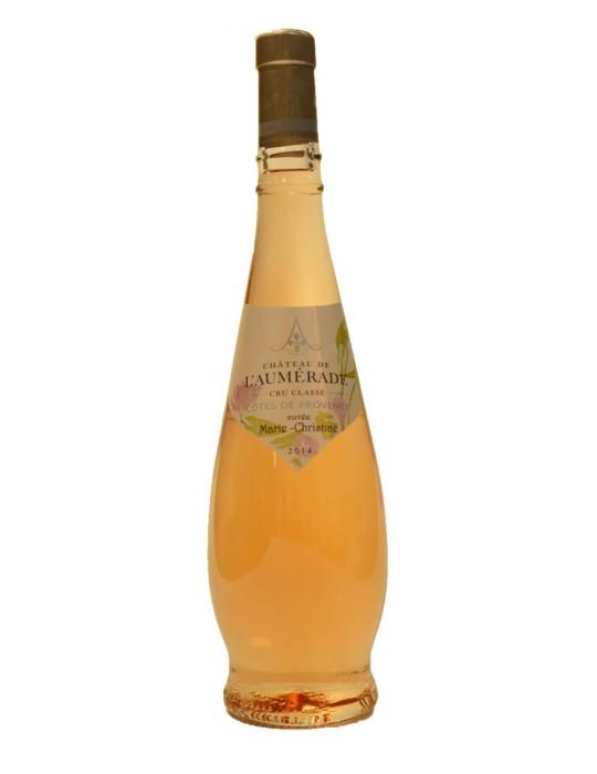 Château de l'Aumérade | Cuvée Marie Christine Collector - Côtes de Provence AOC - rosé - 750ml