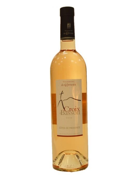 Les Vignerons de Correns | Cuvée Croix de Bassons - Côtes de Provence AOC - rosé - 750ml