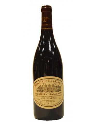 Domaine Filliatreau | Cuvée Vieilles Vignes - Saumur Champigny AOC - Rouge - 750ml