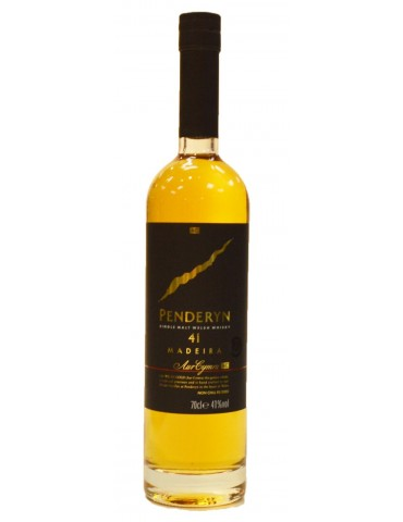 PENDERYN | 41 Madeira - Single Malt Welsh Whisky