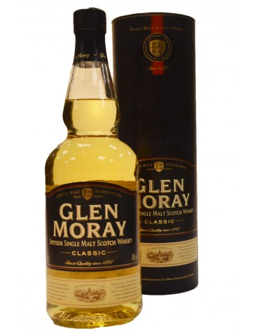GLEN MORAY | Elgin classic - Single Malt Scotch Whisky
