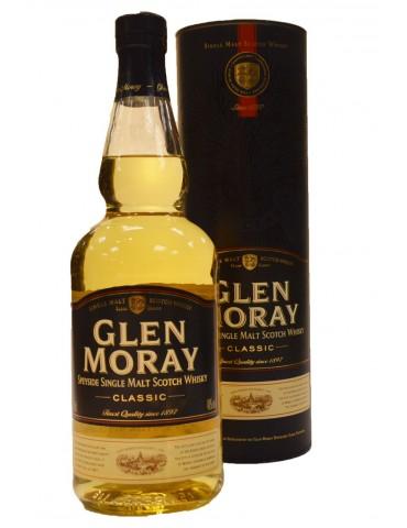 GLEN MORAY - Elgin classic - Single Malt Scotch Whisky