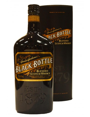 BLACK BOTTLE | Blended Scotch Whisky