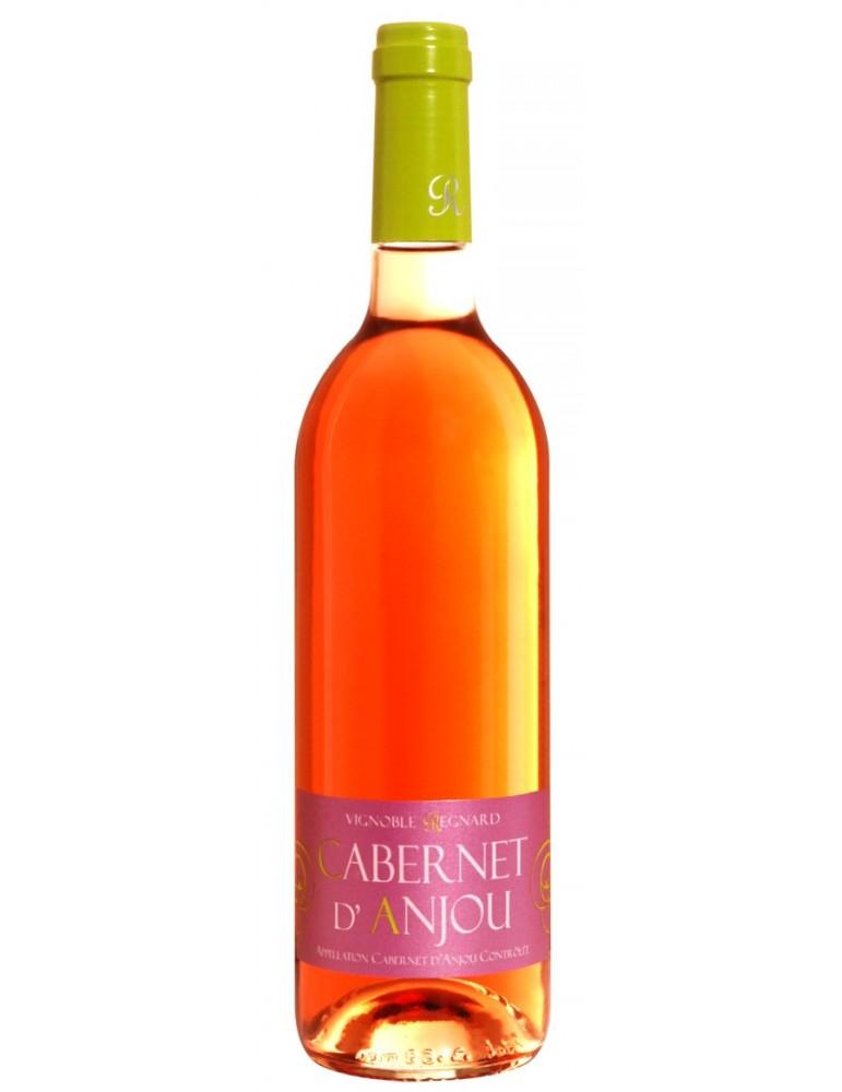 Vignoble Regnard | Domaine de la Petite Roche - Cabernet d'Anjou AOC - Rosé - 750ml