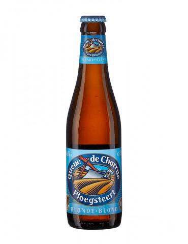 Brasserie Vanuxeem - Bière blonde - Queue de charrue blonde - 6,6°