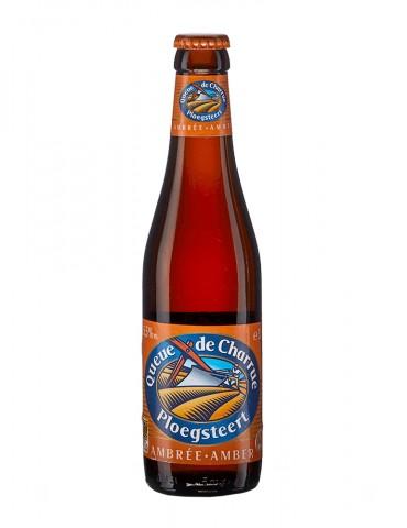 Brasserie Vanuxeem - Bière ambrée - Queue de charrue ambrée - 5,5°