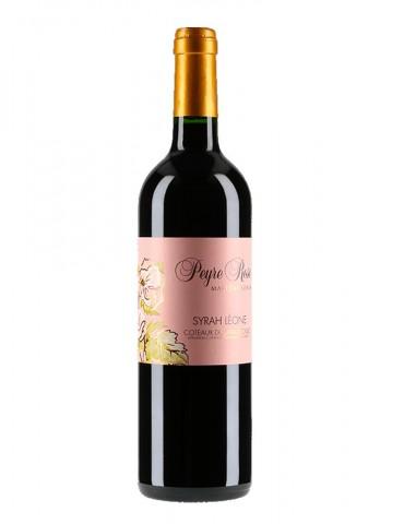 Domaine Peyre Rose - Syrah Leone - AOP Coteaux du Languedoc - Vin Rouge - 75 cl