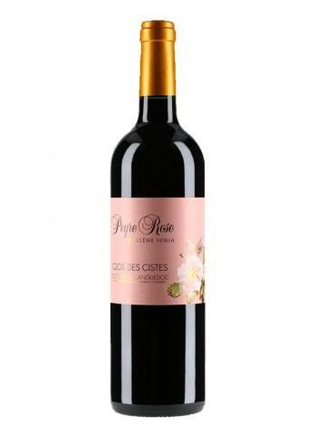 Domaine Peyre Rose - Clos des Cistes - AOP Coteaux du Languedoc - Vin Rouge - 75 cl