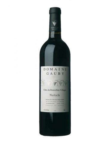 Domaine Gauby - Muntada - AOP Côtes du Roussillon - Bio - vin rouge - 75 cl