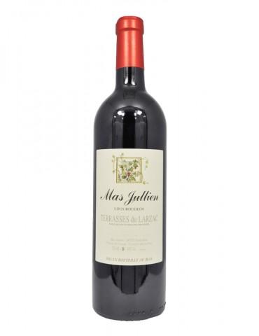 Domaine Mas Jullien - Lous Rougeos - AOP Terrasses du Larzac - Vin Rouge bio - 75 cl