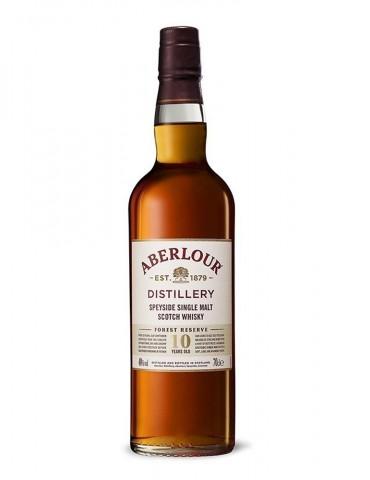 Aberlour Forest Reserve 10 ans - Whisky Ecosse 40° - Single Malt - 70 cl