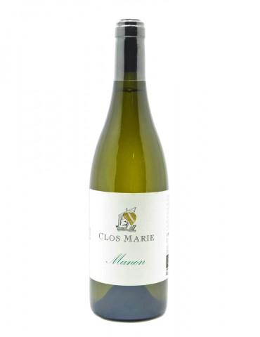 Clos Marie - Cuvée Manon - AOP Coteaux du Languedoc - Vin Blanc bio - 75 cl