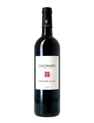 Domaine Gauby - Les Calcinaires - Côtes du Roussillon - Bio - vin rouge - 75 cl