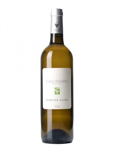 Domaine Gauby - Les Calcinaires - Côtes Catalanes IGP - Bio - vin blanc - 75 cl