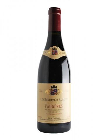 Domaine Bardi d'Alquier - Les Bastides d'Alquier - AOP Faugères - Vin Rouge - 75 cl