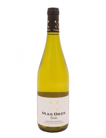 Domaine de Gournier - Mas Bres cuvée Stella - IGP Cévennes - Vin Blanc bio - 75 cl
