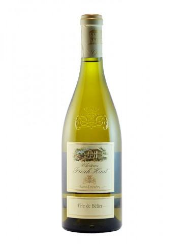 Château Puech Haut - Tête de Bélier - AOP Coteaux du Languedoc - Vin Blanc - 75 cl