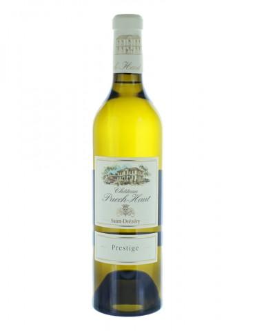 Château Puech Haut - Cuvée Prestige - AOP Coteaux du Languedoc - Vin Blanc - 75 cl