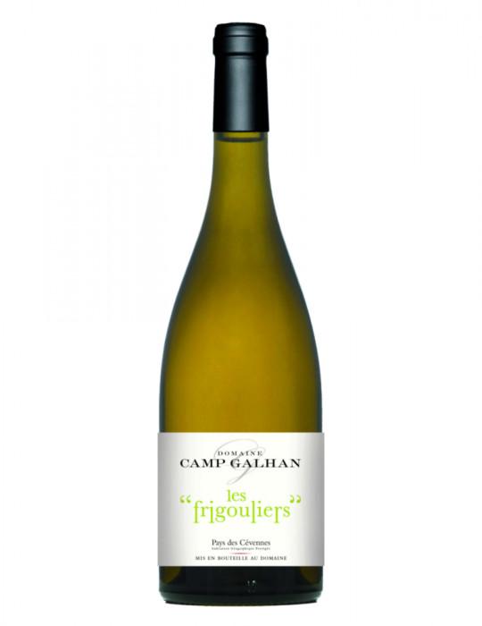 Vin Blanc - Les Frigouliers - IGP Cévennes - Domaine Camp Galhan - 75 cl