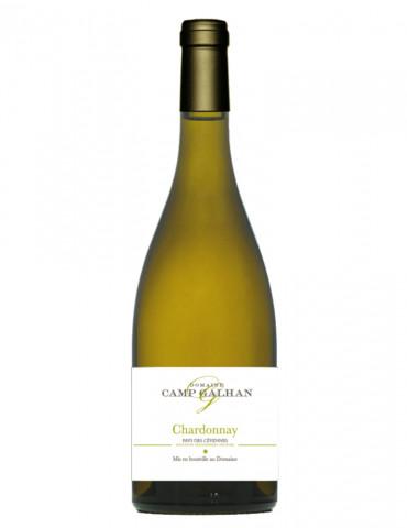 Domaine Camp Galhan - Chardonnay - IGP Cévennes - vin blanc - 75 cl