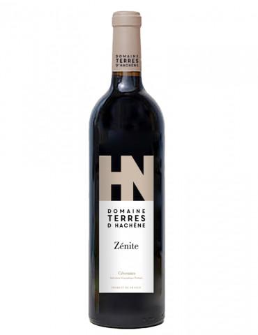 Domaine Terres d'Hachène - Zénite - IGP Cévennes - vin rouge bio - 75 cl
