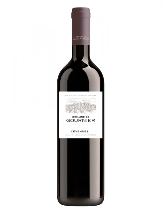 Domaine de Gournier - IGP Cévennes - vin rouge