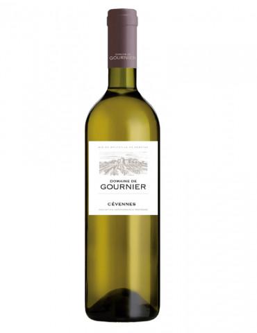 Domaine de Gournier - IGP Cévennes - vin blanc - 75cl
