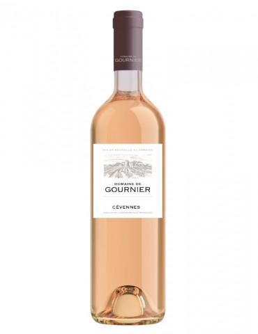 Domaine de Gournier - IGP Cévennes - vin rosé - 75 cl