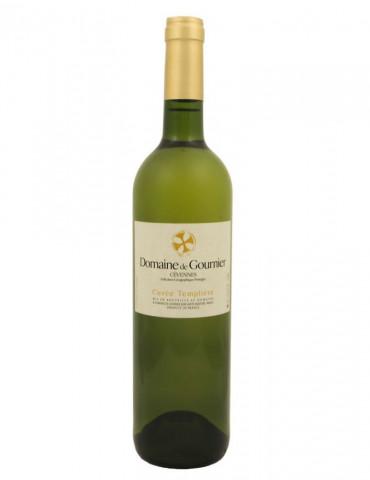 Vin blanc - Cuvée Templière - IGP Cévennes - Domaine de Gournier - 75 cl