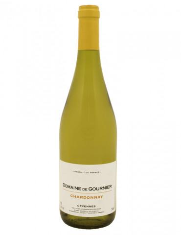 Domaine de Gournier - Chardonnay - IGP Cévennes - vin blanc - 75 cl