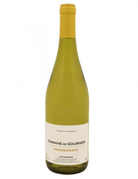 VIN BLANC-DOMAINE DE GOURNIER-CHARDONNAY