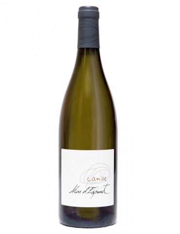 Mas d'Espanet - Cuvée Camille - AOP Languedoc - vin blanc - 75 cl