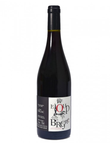 Domaine de l'Hortus - Cuvée Le Loup dans la bergerie - IGP Saint Guilhem le Désert - vin rouge - 75cl