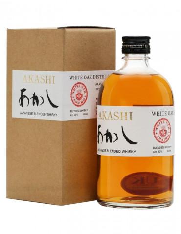 Akashi - Blended 40° - Japanese Blended Whisky - 50 cl