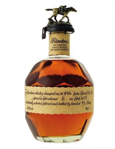 Blanton's - Original 46,5° - Single Barrel Bourbon Whiskey - 70 cl