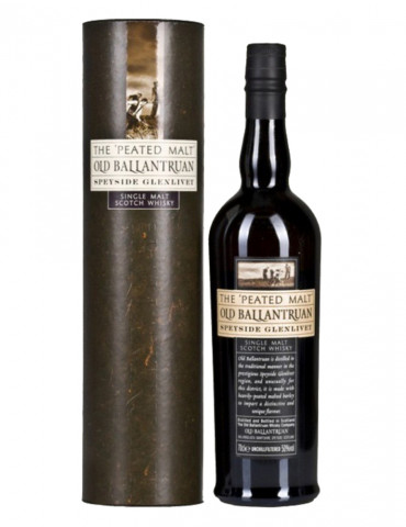 Old Ballantruan 50 ° - Single Malt Scotch Whisky - 70 cl