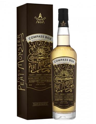 The Peat Monster 46° - Blended Malt Scotch Whisky - 70 cl