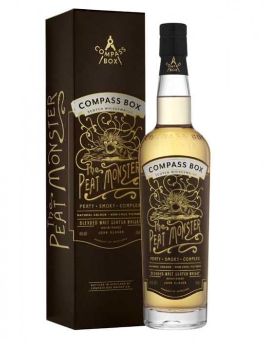 SPIRITUEUX-WHISKY-THE PEAT MONSTER