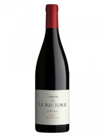 Domaine de la Rectorie - Collioure Côté Montagne - Collioure AOC - Vin rouge - 75 cl