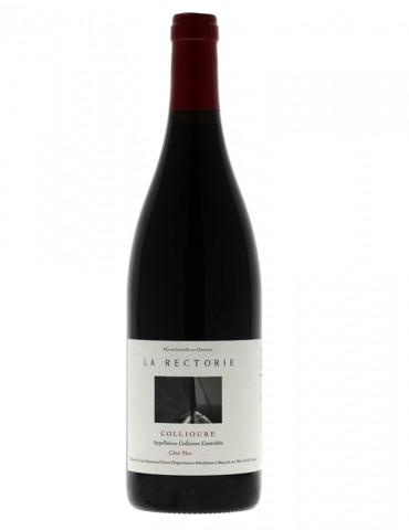 Domaine de la Rectorie - Cuvée Côté Mer - Collioure AOC - vin rouge - 75 cl