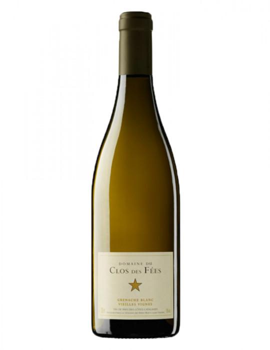 Vin blanc - Vieilles Vignes - Côtes Catalanes IGP - Domaine Clos des Fées