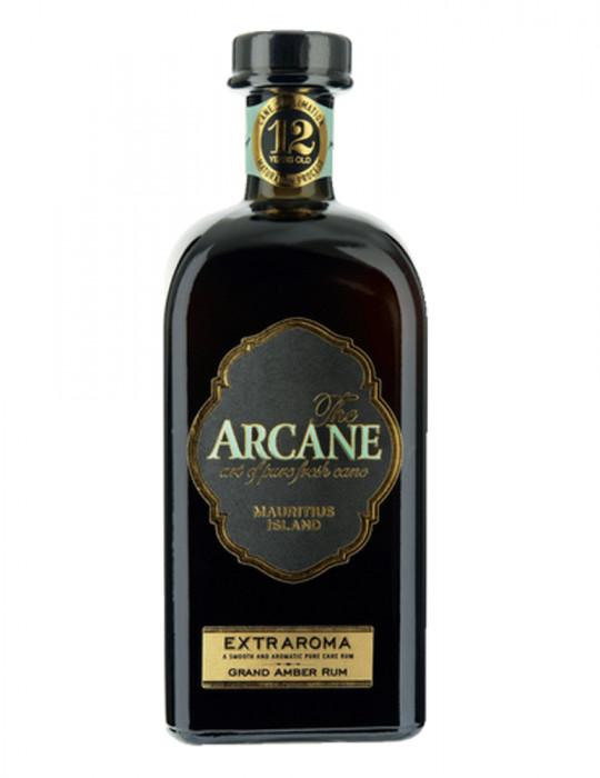 SPIRITUEUX-RHUM-ARCANE EXTRAROMA 12 ANS
