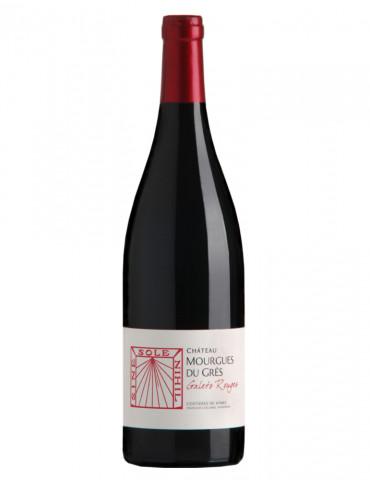 Château Mourgues du Grès - Les Galets Rouge - AOP Costières de Nîmes - vin rouge