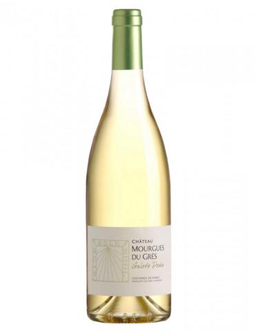 Château Mourgues du Grès - Les Galets Dorés - AOP Costières de Nîmes - vin blanc - 75 cl