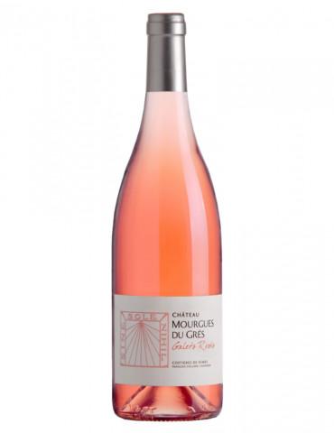 Château Mourgues du Grès - Les Galets Rosés - AOP Costières de Nîmes - vin rosé - 75 cl