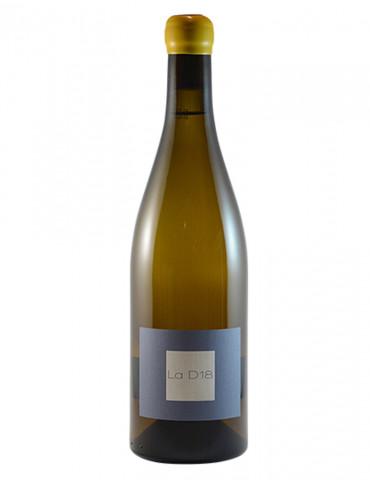 Domaine Olivier Pithon - Cuvée La D18 - IGP Côtes Catalanes - Vin blanc bio - 75 cl