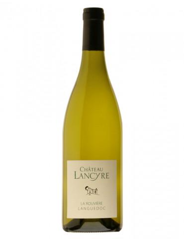 Vin blanc - Cuvée La Rouvière - Coteaux du Languedoc - Château de Lancyre