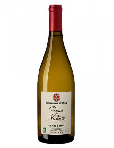Vignobles Gérard Bertrand - Prima Nature Chardonnay - IGP Pays d'Oc - Vin blanc - 75 cl